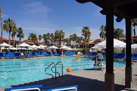 Omni Rancho Las Palmas Resort & Spa: Family pool area