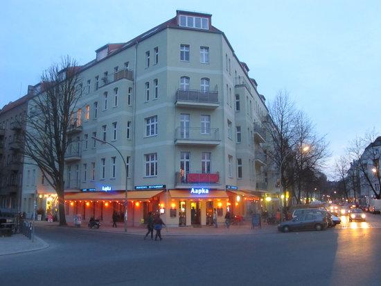 Aapka Indian Restaurant And Lounge Berlin Neukolln Bezirk