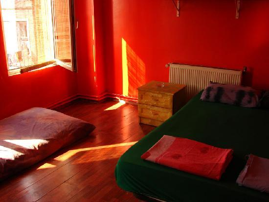 Chillout Galata : the double rooms