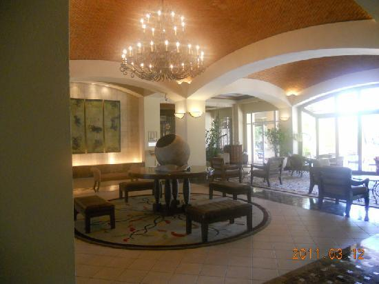 InterContinental Real Managua at Metrocentro Mall: Lobby