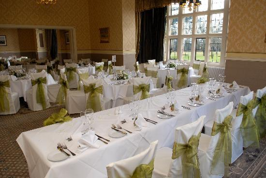 Shendish Manor Hotel: Our reception room