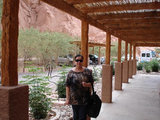 Alto Atacama Desert Lodge & Spa: Frente Hotel