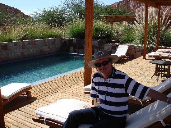 Alto Atacama Desert Lodge & Spa: Uma das piscinas