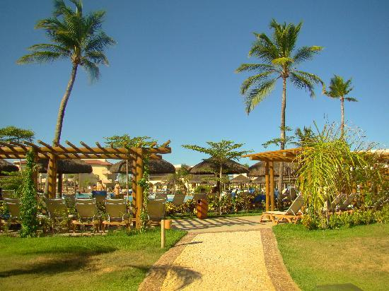 Grand Palladium Imbassai Resort & Spa : jardins