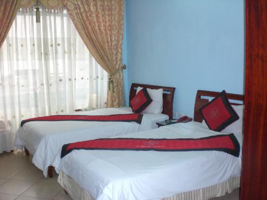 Luxury Hotel: Standard Doppelzimmer