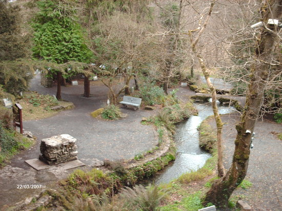 Tobernalt Holy Well