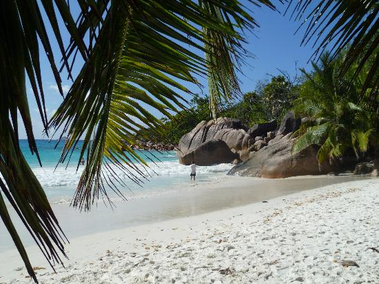 Indian Ocean Lodge: Anse Lazio - Praslin