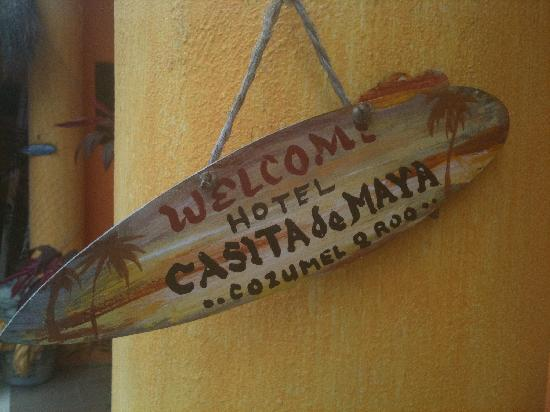 Welcome to Casita de Maya