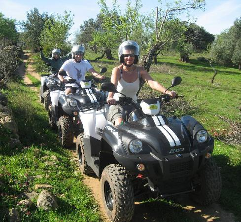 Quad Ventura : The best thing you will do on your holiday!