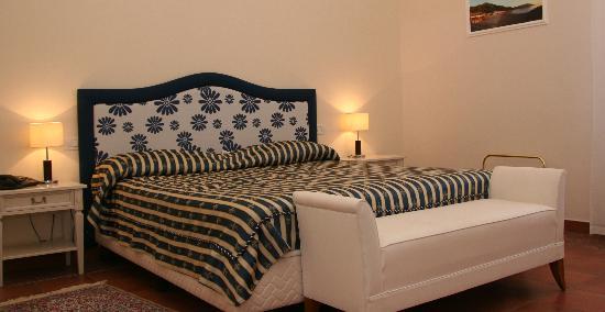 Palazzo Iaquinto: Bedroom