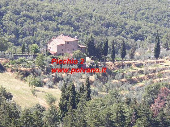 Villa Polvano : www.polvano.it Appartment Picchio 2