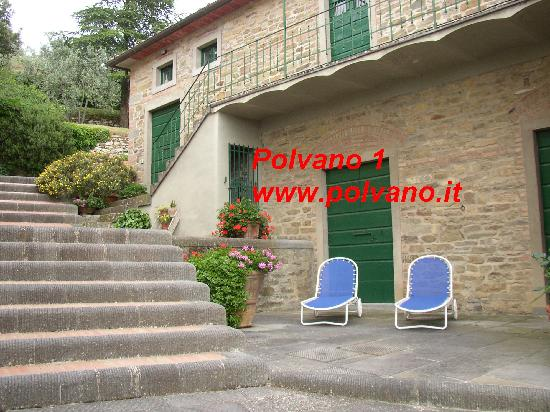 Villa Polvano: www.polvano.it Appartment Polvano 1
