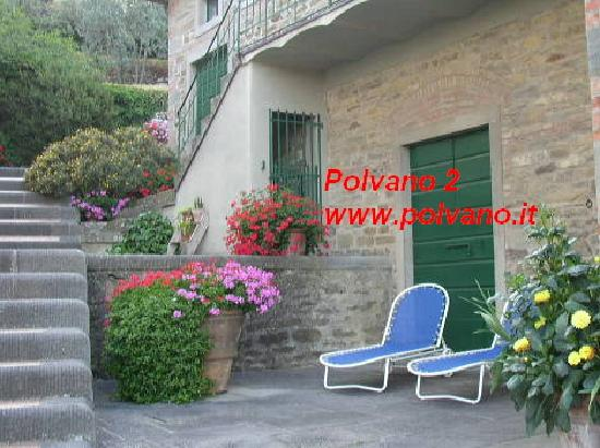 Villa Polvano: www.polvano.it Appartment Polvano 2