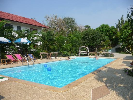Xanadu  2008: la piscine