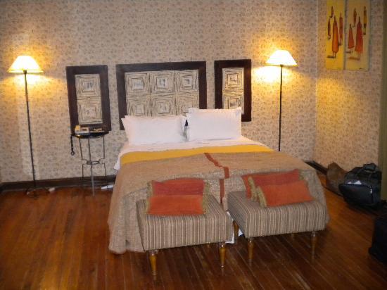 Club Tapiz Hotel: Room No. 33