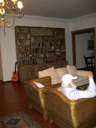 Club Tapiz Hotel: Living Room