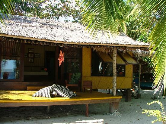 Mangenguey Island: Mimosa bungalow