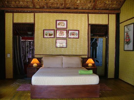 Mangenguey Island: My room