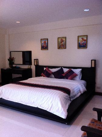 True Siam Phayathai Hotel: Comfy bed