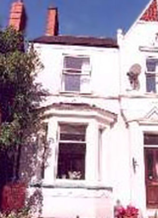 The Clarendon Guesthouse: Front