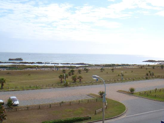 Protea Hotel Port Elizabeth Marine: View from the Room