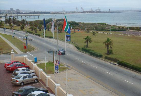 Protea Hotel by Marriott Port Elizabeth Marine: Beautiful View from the Bedroom