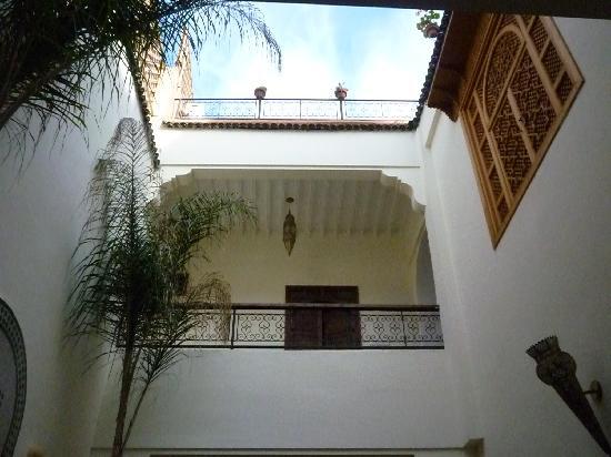 Riad Dar Jdati: Las habitaciones