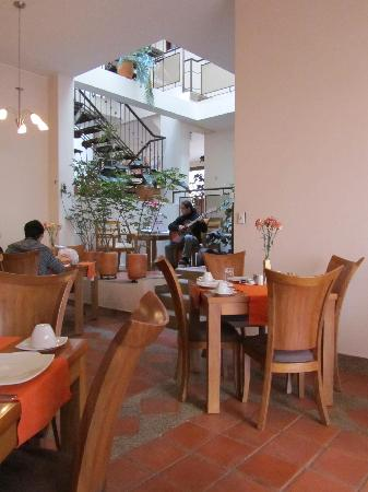 Hotel Casa Deco : Breakfast at Casa Deco