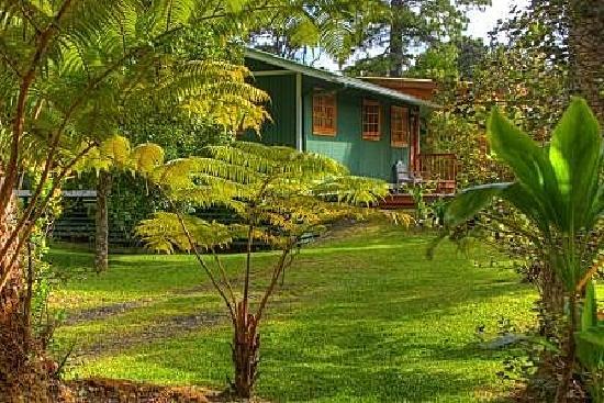 Volcano Hideaways: Haunani House