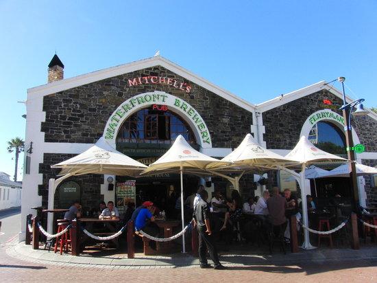 Mitchell's Scottish Ale House : Bräuhaus von außen