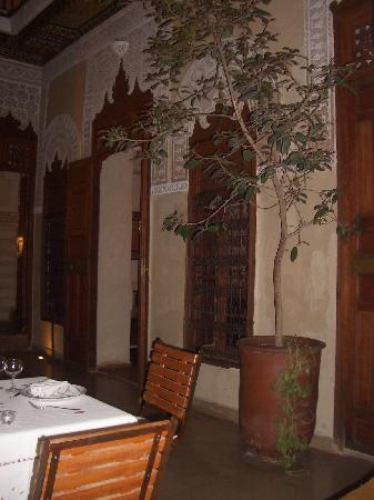 Riad Dar Zahia: Inside
