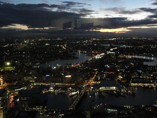 Sidney, Australia: la vista desde skywalk