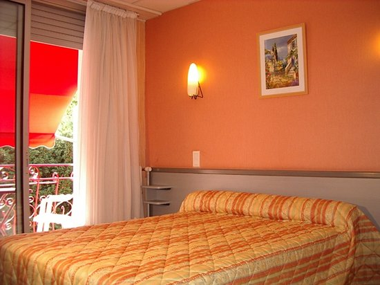 Au Primerose Hotel: chambre double