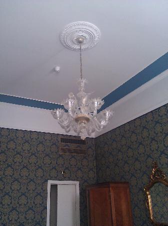 Murano-made Lampwork in Deluxe Room