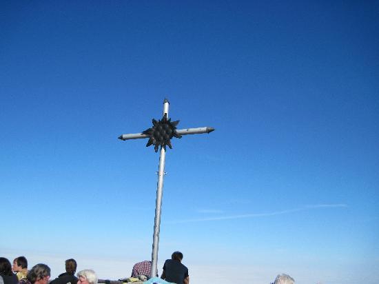 Bad Kohlgrub, Alemania: Gipfelkreuz