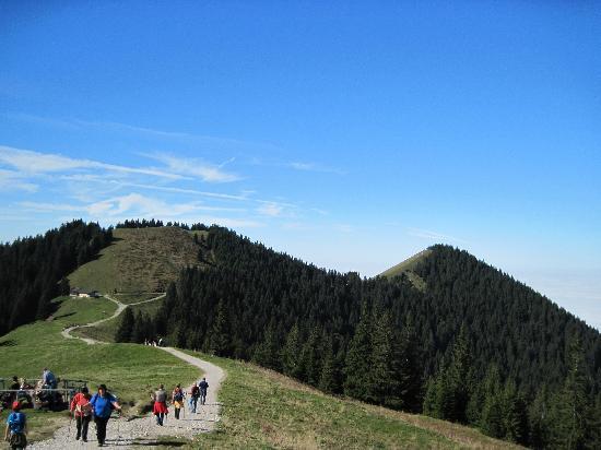 Bad Kohlgrub, Almanya: Höhenwanderweg