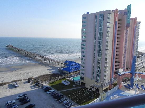 Prince Resort View Of Tower 1 Pier Ocean From 2