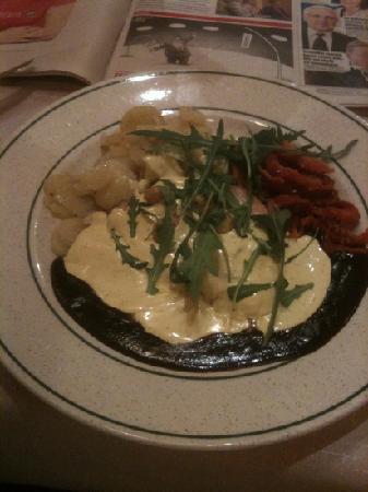 Cumulus Kallio Helsinki: restaurant meal 16€