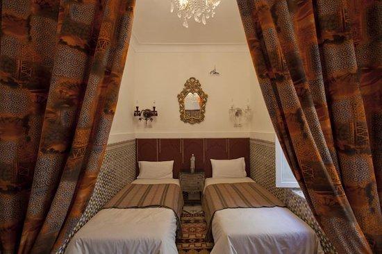 blick in ein zimmer - picture of hotel du tresor, marrakech ... - Ein Zimmer