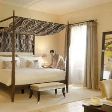 Carton House Hotel & Golf Club: Bedroom