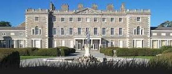 Carton House Hotel & Golf Club: Main House