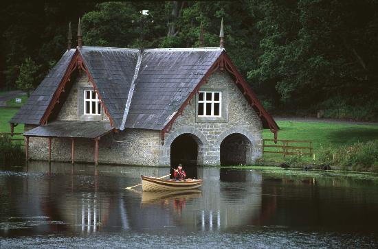 Carton House Hotel & Golf Club: Boat House