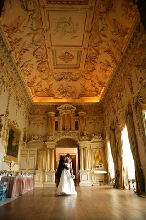 Carton House Hotel & Golf Club: Gold Salon