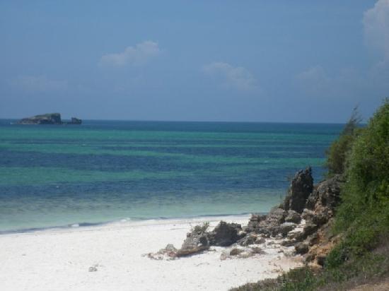 Garoda Resort: spiaggia Garoda