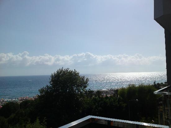 Grand Okan: The view