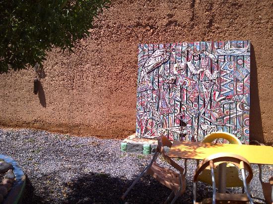 Auberge Cote Jardin: mon tableau préféré :)