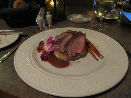 The French Manor Inn and Spa: Entree