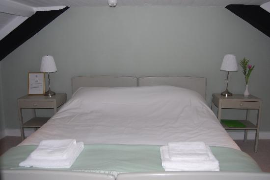 Abbots: One of our bedrooms