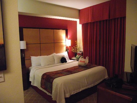 Residence Inn Lafayette Airport: room