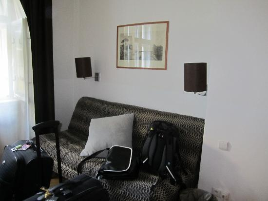 Residence Verona : Spare room!! unheard of!